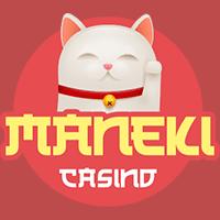 Maneki Casino 33 Free Spins On Big Win Cat Freeextrachips