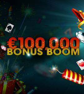 €100,000 Bonus Boom - Summer Has Arrived!