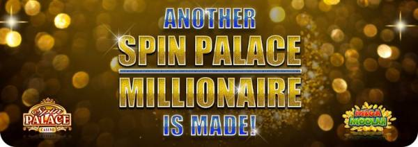 Another Spin Palace Millionaire Is Made!