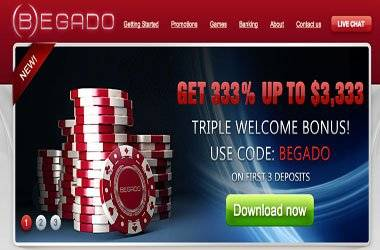 Plenty Of Casino Coupon Codes At New Begado Casino