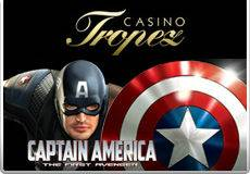 New Captain America Slots Game Saves The Day