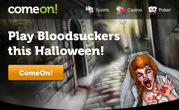 Win 50 Free Spins This Halloween At ComeOn Casino