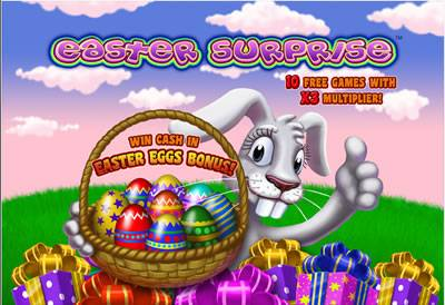 Check Out CasinoLuck's Easter Calendar 2013