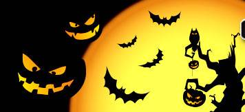 Are You Afraid Of The Dark? Halloween Is Getting Nearer!