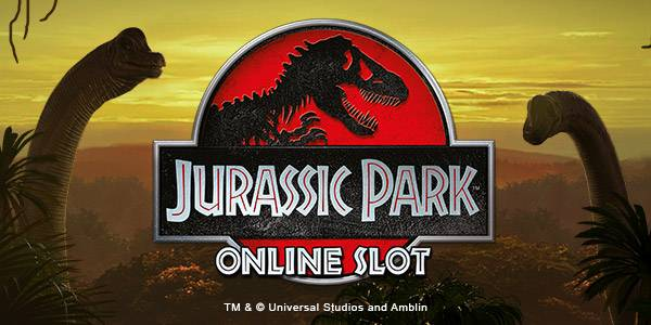 Jurassic Park Online Slot is now live at GoWild Casino!