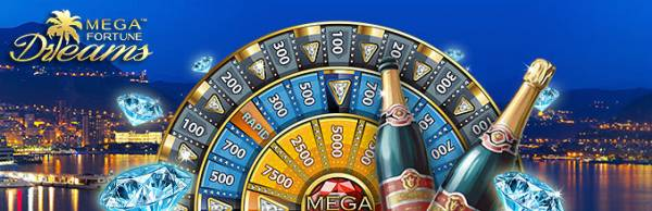 Mega Fortune Dreams Live with Free Spins