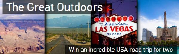 Win An Incredible USA Road Trip For Two