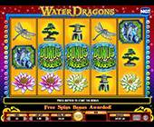 Sky Vegas New Game Release: Water Dragons