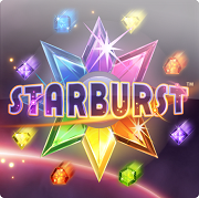 Get 10 Free Spins on Starburst today!
