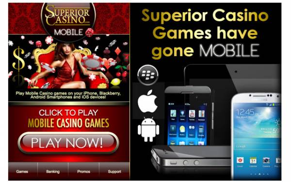 Superior's Mobile Games Launch
