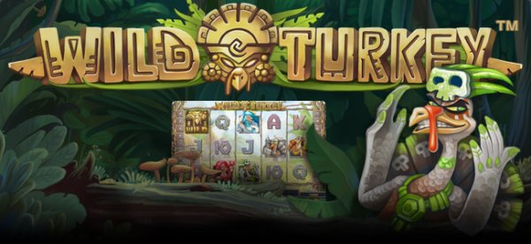 New Slot, Wild Turkey, Is Now Live!