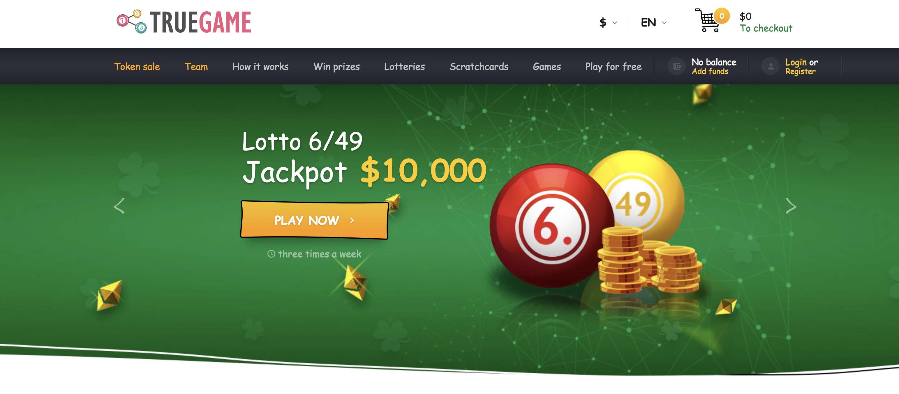 Truegame Casino