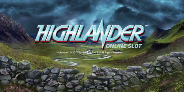 Microgaming Launches Blockbuster Highlander Online Slot