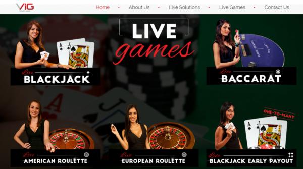 Visionary iGaming Live Casino Now on EveryMatrix CasinoEngine Platform