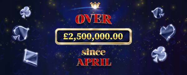 £2.5M Awarded to Red Tiger Daily Drop Jackpot Players Since April