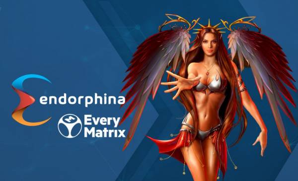 Endorphina Slots Rolling Out Across EveryMatrix Casinos