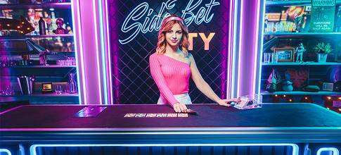 Evolution Launches 80's Themed Side Bet City Live Poker Game