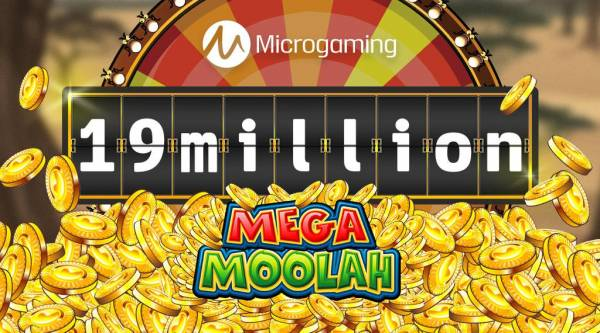 Mega Moolah Jackpot Frenzy and Other Microgaming Adventures for 2019