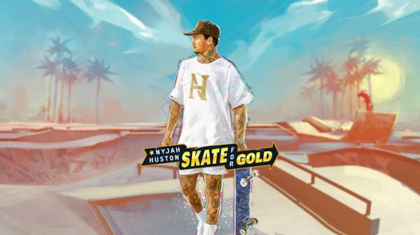 Play'n GO Launches Nyjah Huston Goes for Gold Slot