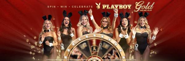 Microgaming Teases with New 2018 Playboy Gold Slot