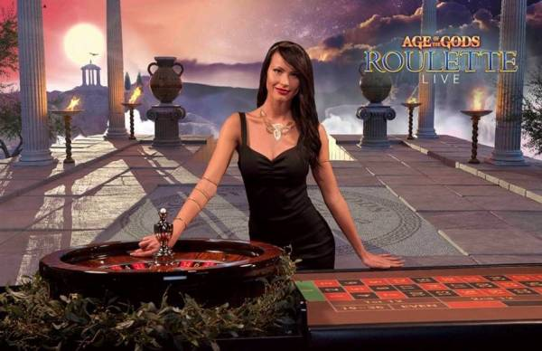 Lucky Player Wins Ultimate Power Jackpot on New Age of the Gods Roulette