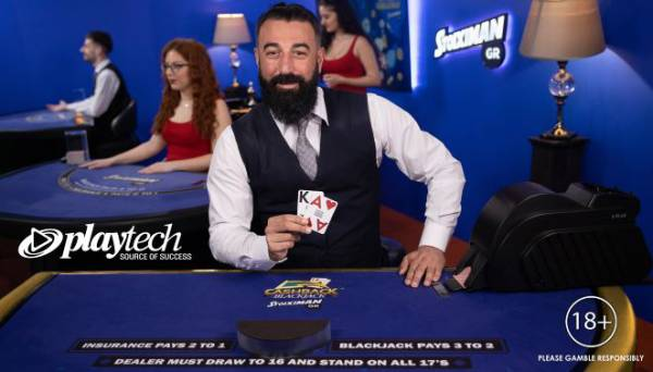 Playtech Launches First-of-a-Kind Live Cashback Blackjack
