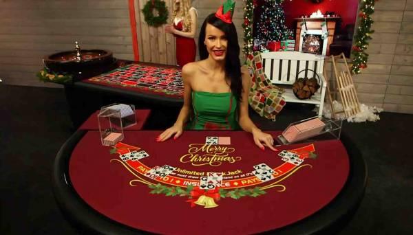 Final Days to Play Playtech Christmas Live Casino