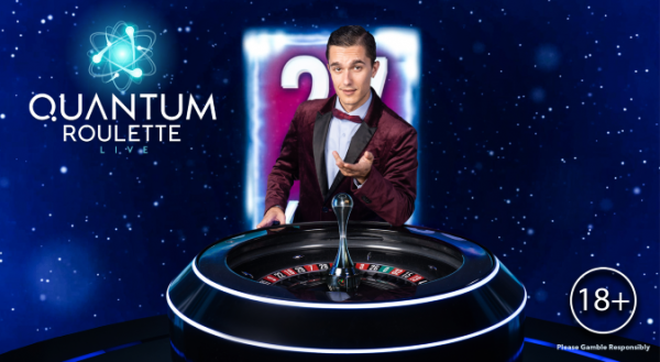 Playtech Live Casino adds Quantum Roulette