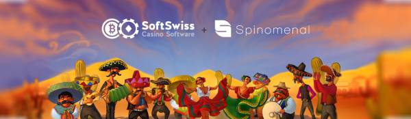 SoftSwiss Expands Bitcoin-Friendly Platform with Spinomenal Games