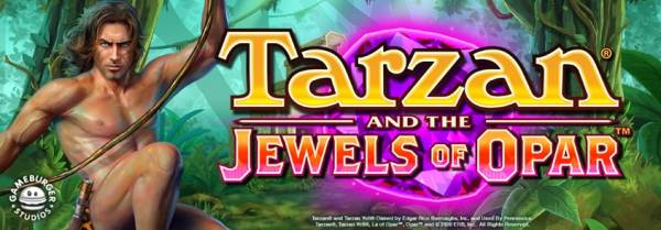 Microgaming and Gameburger Studios Unveil New Tarzan Slot
