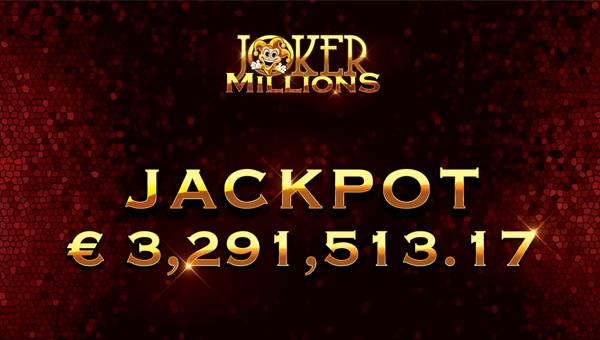 Mega Fortune Dreams and Joker Millions Award Over €10 Million During Holidays
