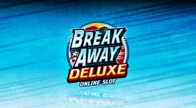 Microgaming Classic Slot Break Away Gets Deluxe Makeover