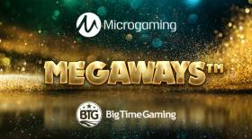 Microgaming to Use Big Time Gaming's Megaways Mechanic in Upcoming Slots