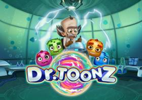 Play'n GO Takes Reactoonz Fans on Wild Ride with New Dr. Toonz Slot