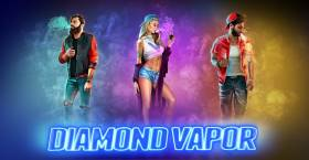 First Ever Vaping Slot Diamond Vapor Goes Live from Endorphina