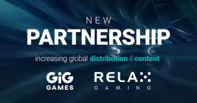 GiG Games Partners with Relax Gaming and Finnplay