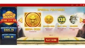 Lucky Player at Betfair Wins £1,197,161 Red Tiger Gaming Macau Jackpot