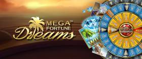 Mega Moolah and Mega Fortune Dreams Award First Jackpot Millions of 2017