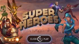Yggdrasil's Super Heroes Slot Goes Live with Network Tournament