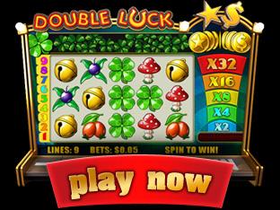 Slotland Double Luck